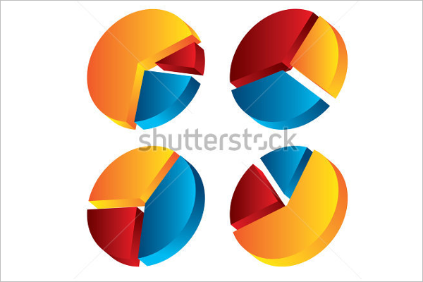 Word Pie Chart Template