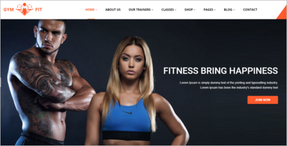 Yoga HTML5 Responsive Template