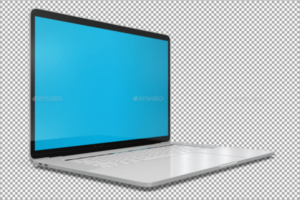 iMac Mockup Sketch Design