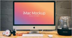 54+ iMac Mockup PSD Templates iMac Mockup Templates