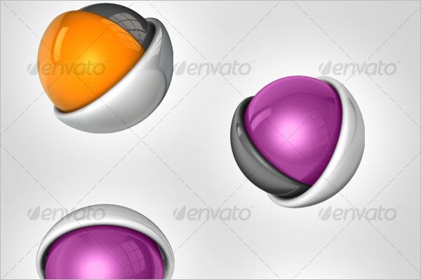 3D Abstract Shape Design