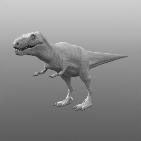 3D Animal Model