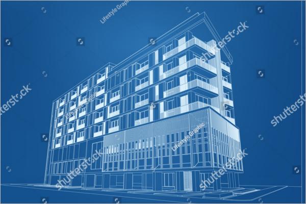 3D Building Model3D Building Model
