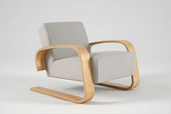 3D Chair Model Design