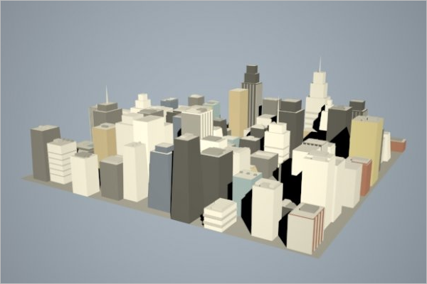 3D Design Model