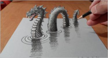 3D Dragon Models