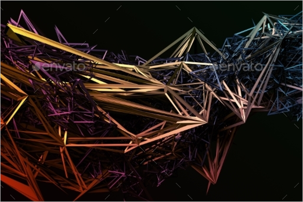 3D Max Architecture Render Model