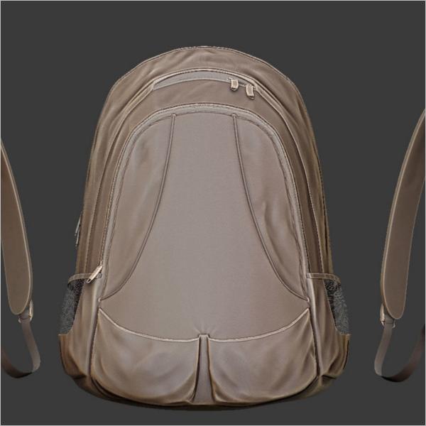 3D Maya Bag Model