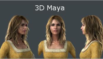 3D Maya Models