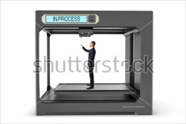 3D Printer Model For Sale