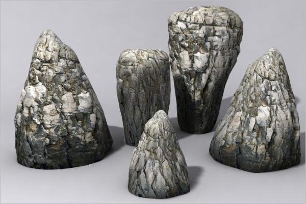 3D Rock Design