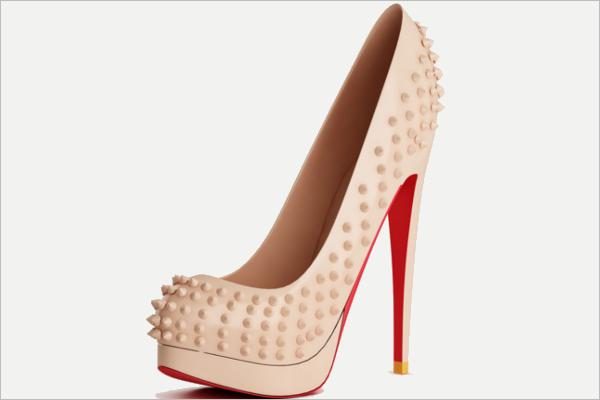 3D Shoe Design Format