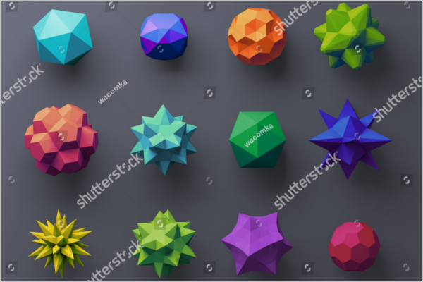 3d Mixed Geometrical Free