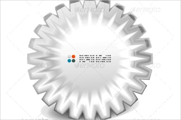 3d Round Shape Design
