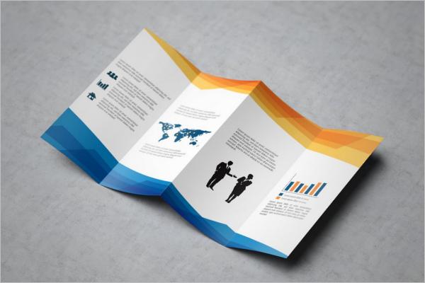 4 fold brochure template - 4 Fold Brochure Template