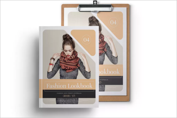 A3 Poster Fashion Template