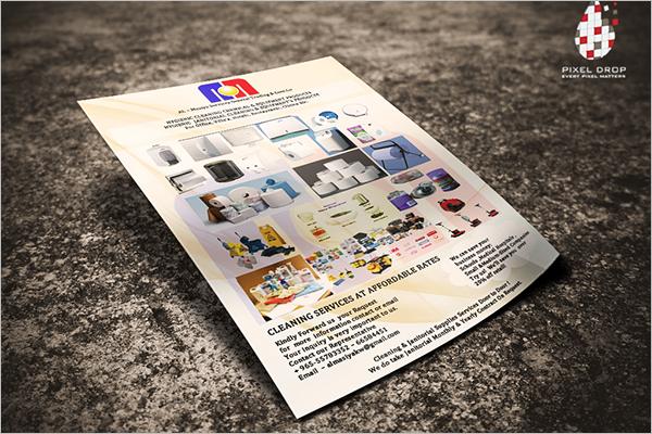 Adverting Flyer Design