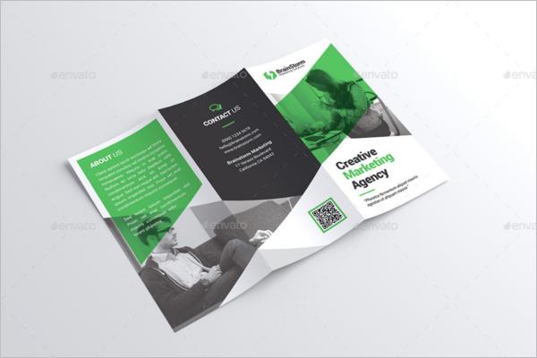 Agency Brochure Template