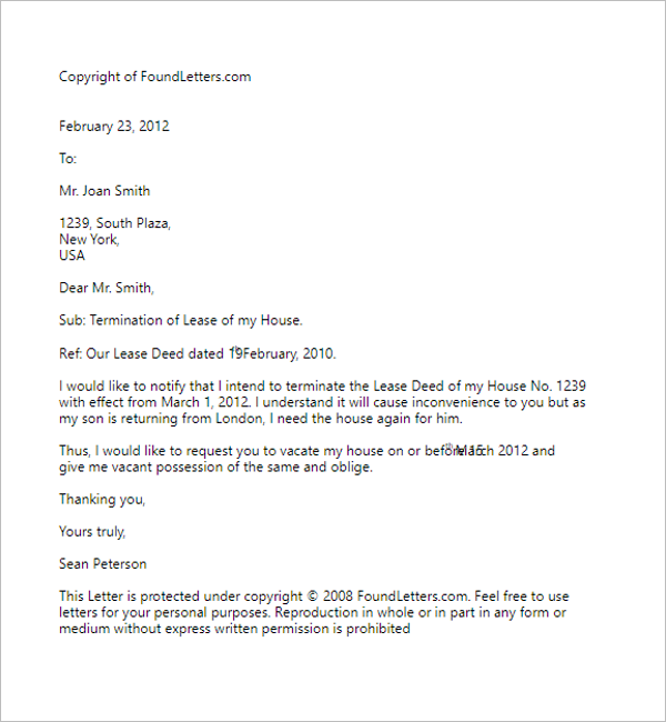 Agreement Letter For Employment