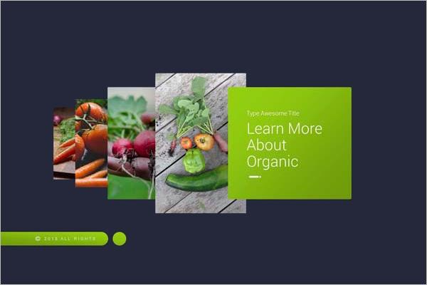 Animated PowerPoint Presentation Design