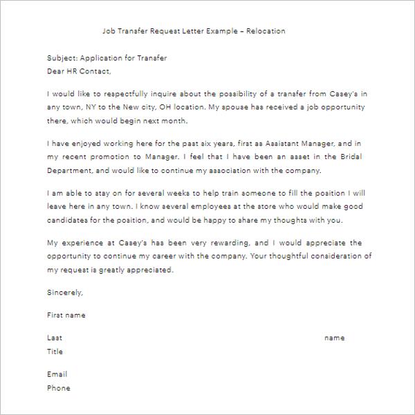 Application Letter For English Teacher