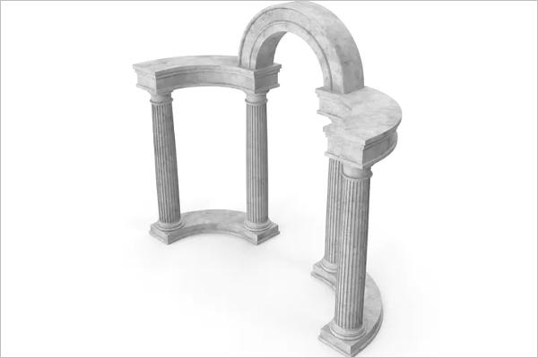 Architecture 3D Design Model