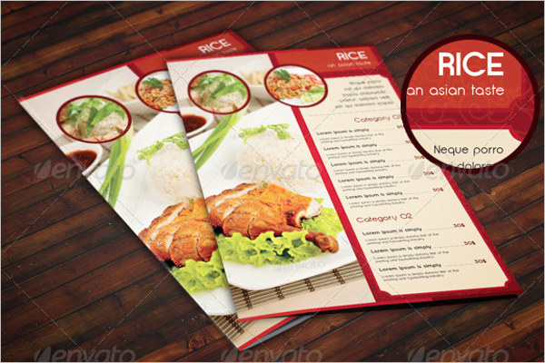 Wonderful Food Menu Design Template Photos - Example Resume Ideas ...
