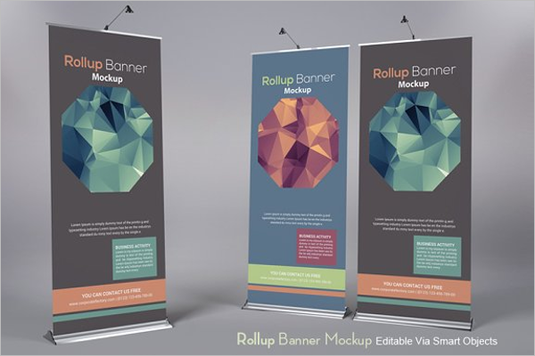 Awesome Banner Mockup Design