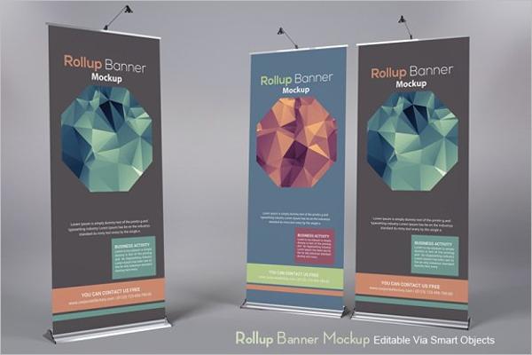 Awesome Banner Mockup Design
