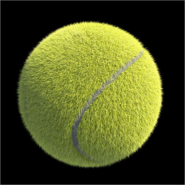 Ball 3D Maya Model