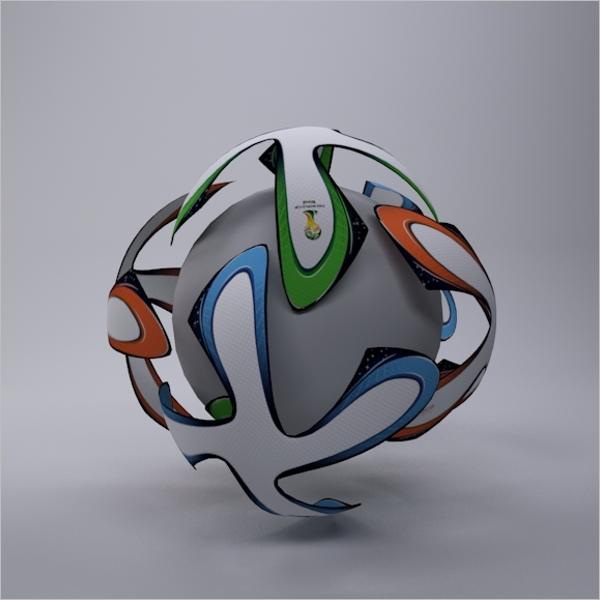 Ball 3D Model Design