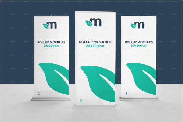 Banner Mockup Design