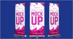 57+ Banner Mockups PSD Designs