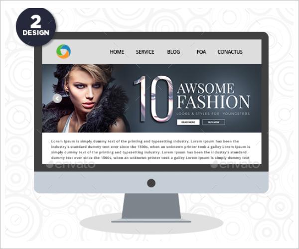 Basic Fashion Design Template