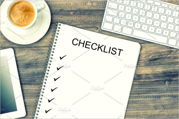 Best Checklist Template