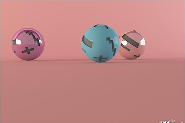 Best Graphics 3D Render Model
