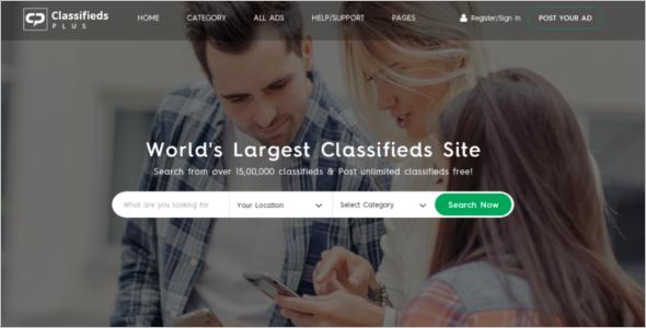 Best HTML Website Template