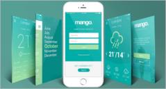 44+ Best Mobile App Mockups PSD
