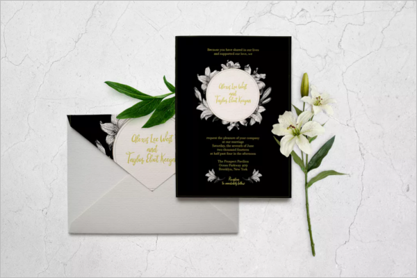 Best Occasion Invitation Template