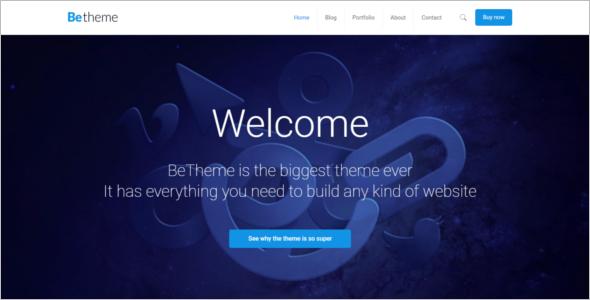 Best Selling WordPress Theme