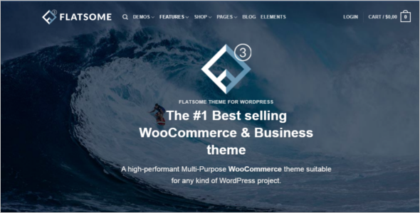 Best WooCommerce Template