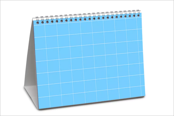 Blank Calendar Design Template
