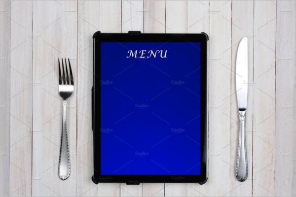 48 blank menu templates free pdf word designs