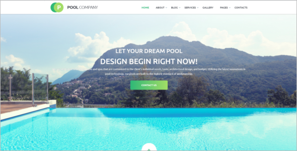 Bootstrap Theme Website Template