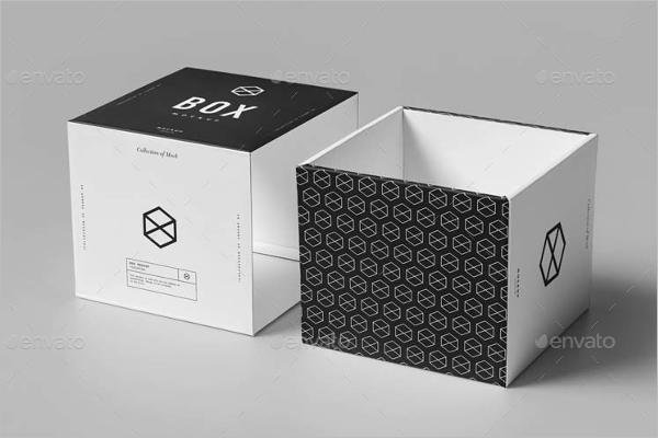 32 Open Box Mockups Free Psd Design Templates