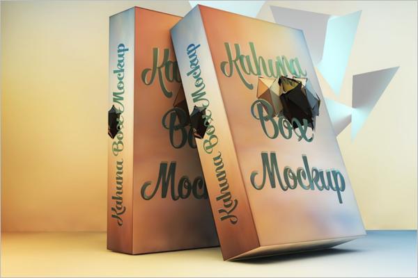 Box Mockup Kit