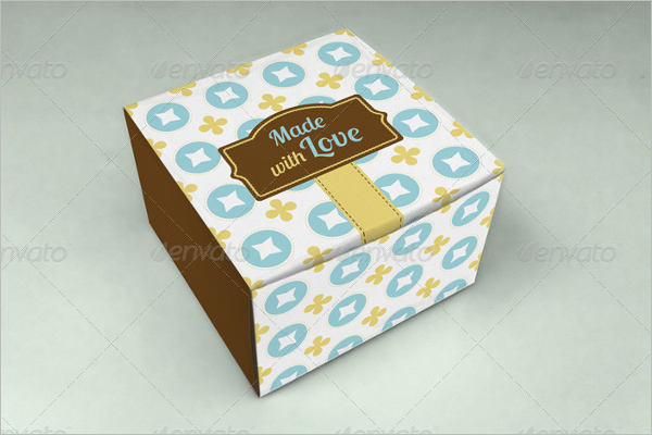 Box Packaging  Template