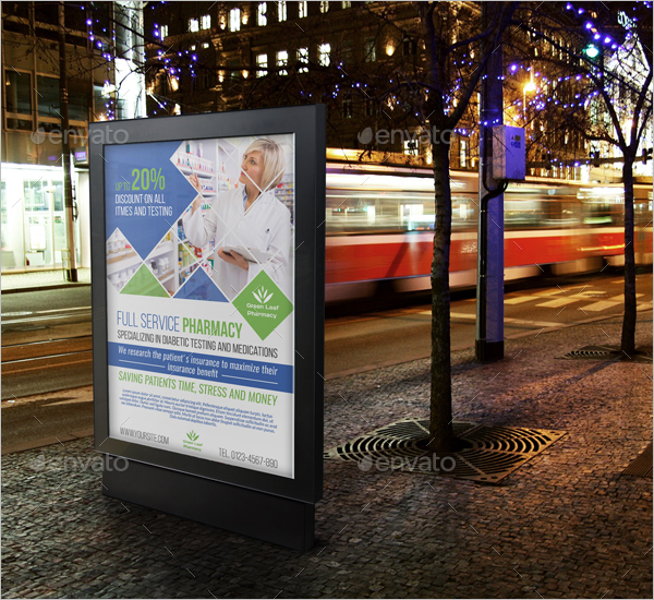 A0 Medical Poster Template