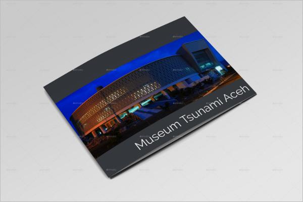 A4 Brochure Design Download