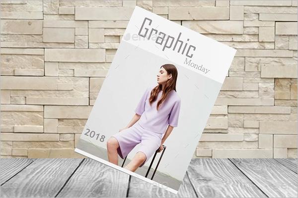 A4 Brochure Vector Design